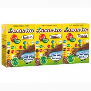 Cibeles Almendra Chocolate con Leche - 125 g.