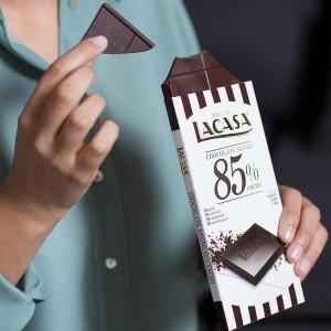 Paraguas Chocolate con Lacasitos - 40 uds.