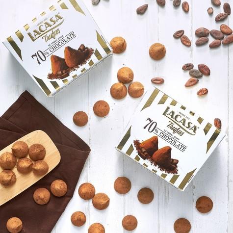 Lacasa Tableta Patrulla Canina Chocolate Leche - 12 uds.