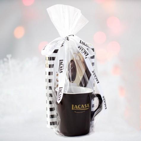 Lacasa Bombón Almendra Chocolate Leche - 125 g.