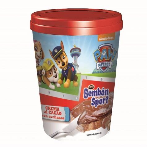 Barrita Kranch Chocolate leche y avellanas - 20 uds.