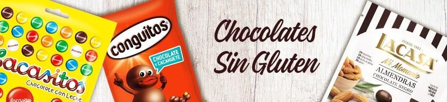 Chocolates Sin gluten