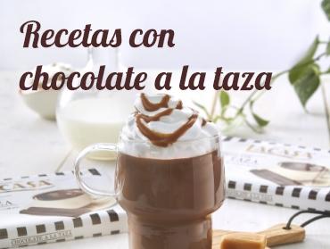 Recetas Chocolate a la taza