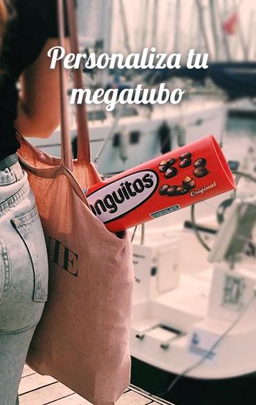 Personaliza tu Megatubo